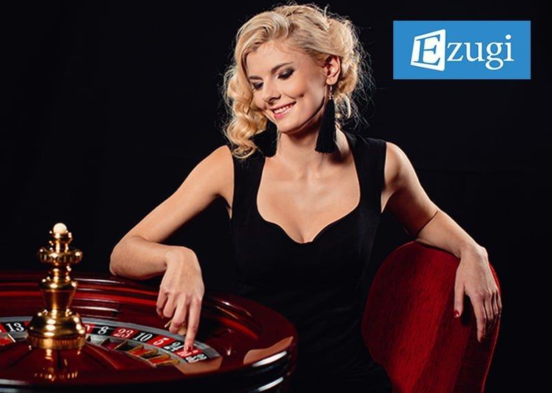 Jackpot Roulette de Ezugi